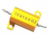 黃金鋁壳电阻